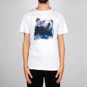 Dedicated Herren T-Shirt Stockholm Forest Bear