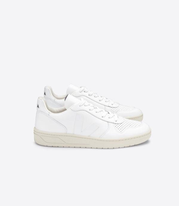 Veja Damen Schuhe V-10 Leather