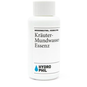 Hydrophil Kräuter Mundwasser Essenz 100 ml