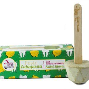 Lamazuna feste Zahnpasta am Stiel