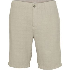 KnowledgeCotton Herren Short Birch Loose Ramie 50155