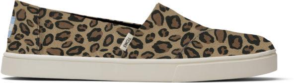TOMS Damen Schuhe Classic Leopard Printed