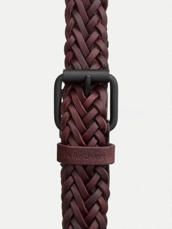 Nudie Jeans Unisex Gürtel Brett Belt, versch. Farben