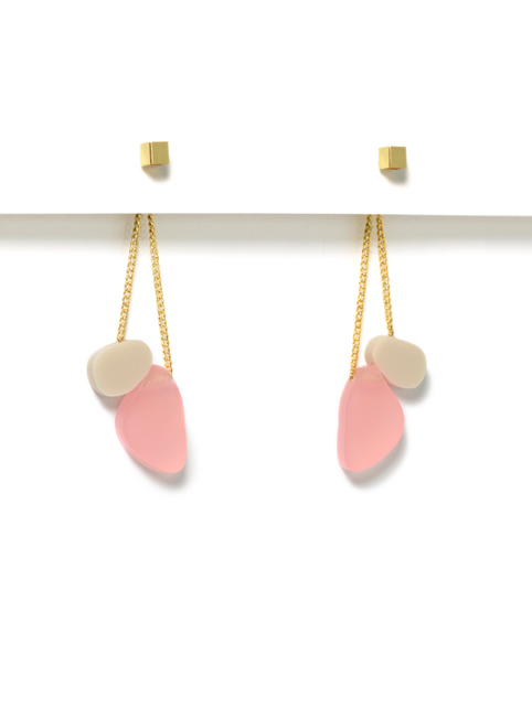 Turina Ohrringe Pebbles, versch. Formen