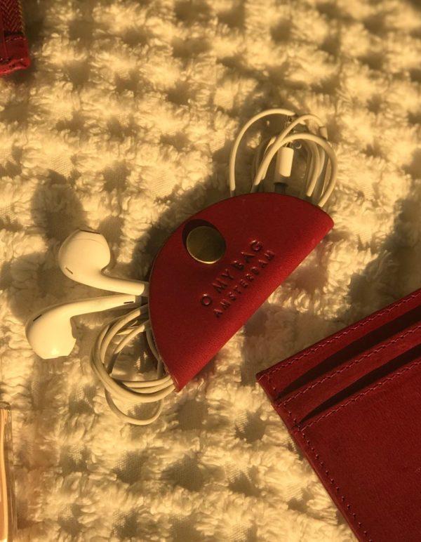 O my Bag Card Taco Stifte- und Kopfhörerhalter