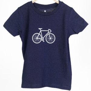 LOVEAFAIR Kinder Unisex T-Shirt LOVLY BIKE