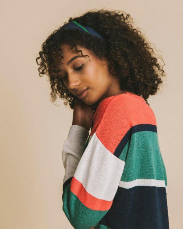 Thinking Mu Damen Pullover Shebelle Sweater