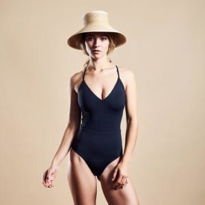 Mymarini Damen Badeanzug Summersuit