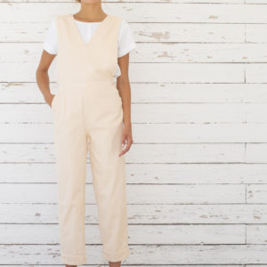 Suite 13 Jumpsuit Twill