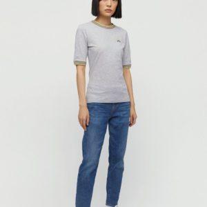 Armedangels Damen T-Shirt Emmaa Rainbow