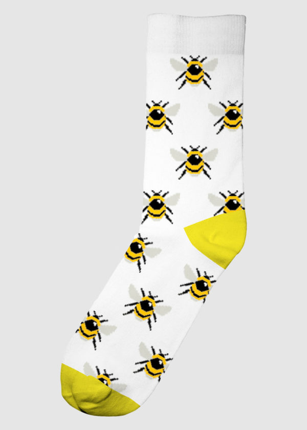 Dedicated Unisex Socken Sigtuna Bumblebee