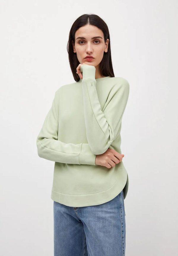 Armedangels Damen Pullover Helaa Logo, versch. Farben