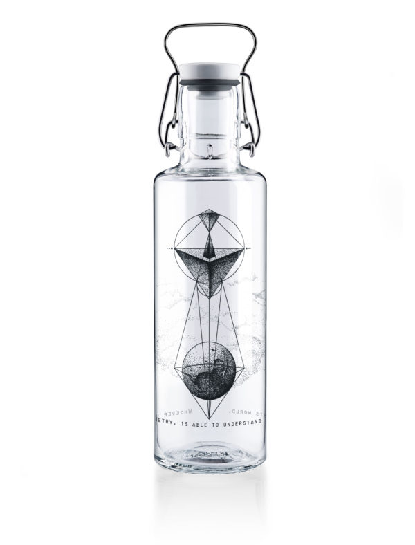 Soulbottles 0,6 L Whoever Understands Geometry