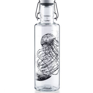 Soulbottles 0,6 L Jellyfish in the bottle