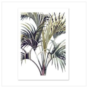 Leo La Douce Kunstdruck A3 Wild Palm