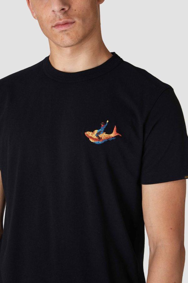 Kings Of Indigo herren T-Shirt Darius