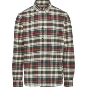 KnowledgeCotton Herren Hemd Checked Flannel 90772