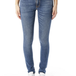 Nudie Jeans Skinny Lin-Mid Authentic Power
