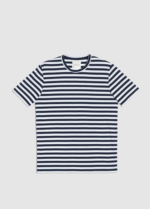 Armedangels Herren T-Shirt Jaames Breton, versch. Farben