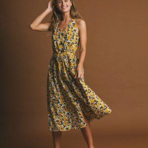 Thinking Mu Damen Kleid Jolie