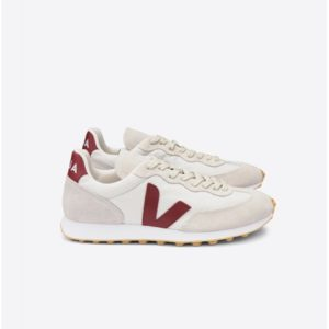 Veja Damen Schuhe Riobranco Hexamesh Gravel