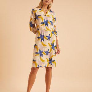 Lanius Damen Kleid