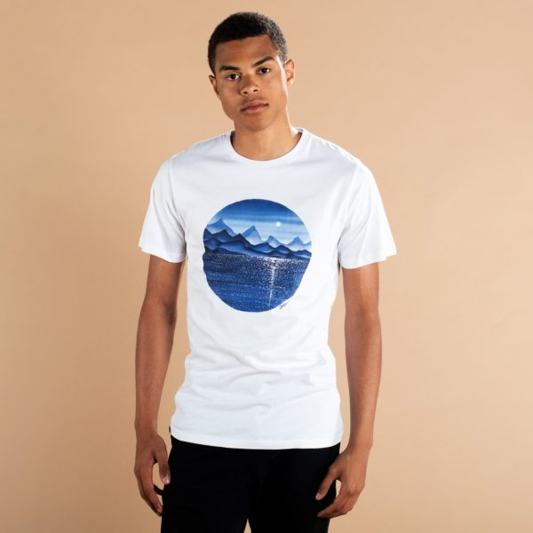 Dedicated Herren T-Shirt Stockholm Reflection