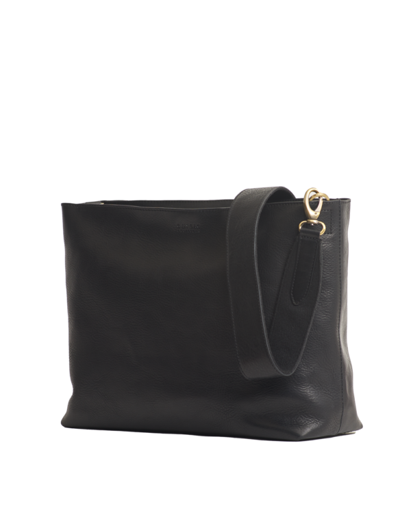 O My Bag Handtasche Olivia Eco Black ClassicLeather