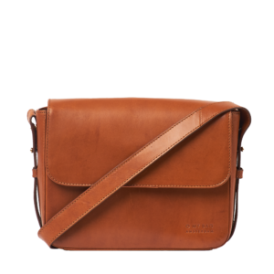 O My Bag Handtasche Gina Cognac Classic Leather