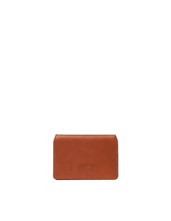 O My Bag Cassies Cardcase Cognac Classic Leather