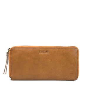 O My Bag Geldbörse Sonny Wallet Cognac Stromboli Leather
