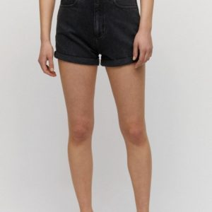 Armedangels Damen Shorts Denim Silvaa
