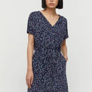 Kurzarm Kleid Laavi Small Flower Sprinkle