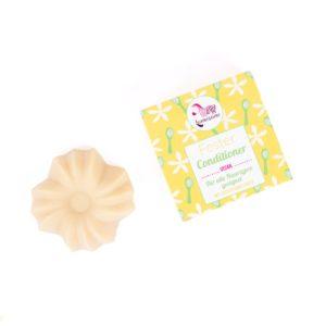 Lamazuna Fester Conditioner – Vanille-Pflegespülung für alle Haartypen