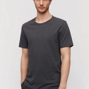 Armedangels Herren T-Shirt Aantonio Linen