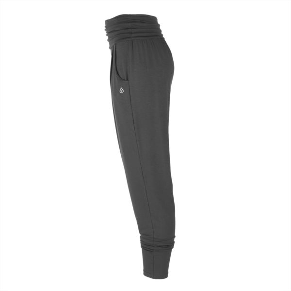 Damen Yogahose Yamadhi dark shadow