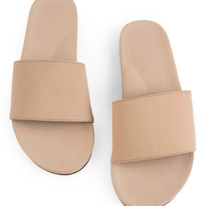 Indosole Damen Schuhe Slides Light Soil Light