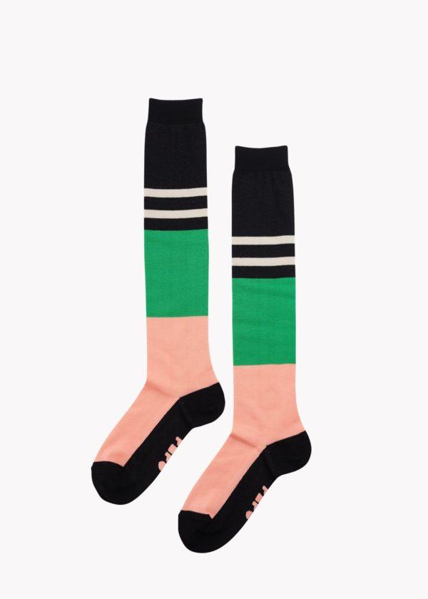 Papu Damen Socken Knee High