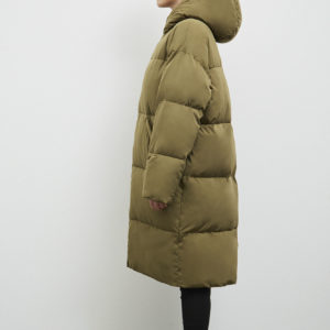 Embassy Damen Mantel Elphin Down Coat Olive
