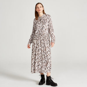 GIVN Damen Kleid Marina Black/Grey