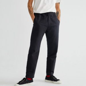 Thinking Mu Herren Hose Black Travel Pants