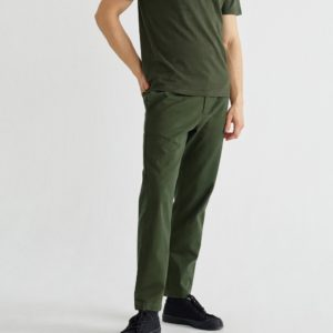 Thinking Mu Herren Hose Green Travel Pants