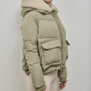 Embassy of Bricks and Logs Damen Jacke Leicester Puffer Jacket