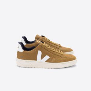 Veja Damen Schuhe V-12 B-MESH TENT WHITE
