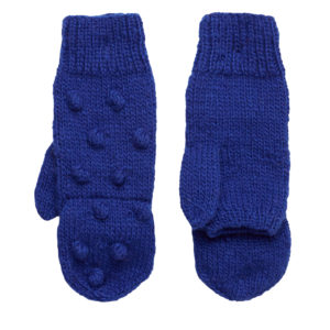 People Tree Damen Handschuhe Bobble Mittens
