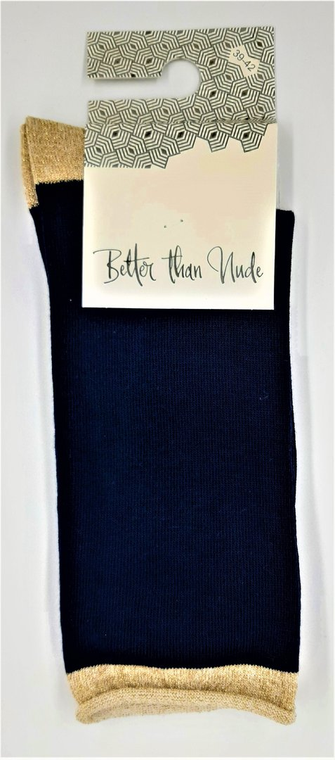 Better than Nude Damen Socken Glen Basic BTN302