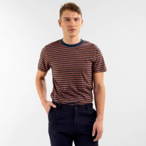 Dedicated Herren T-Shirt Stockholm Stripes