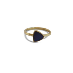 Ting Goods Ring Triangle Stone