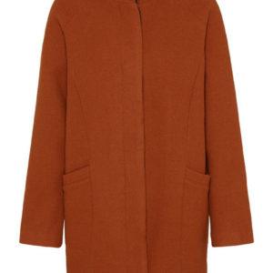 Wunderwerk Damen Mantel O-Shape Coat dark amber