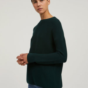 Armedangels Damen Pullover Catalinaa deep lake